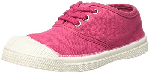 Bensimon E15004c158, Baskets Basses Mixte Enfant Rose (468 Rose Vif)