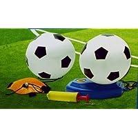 Sport Zone Kids Reflex Football Soccer Trainer Kit Swingball Set by Sport Zone