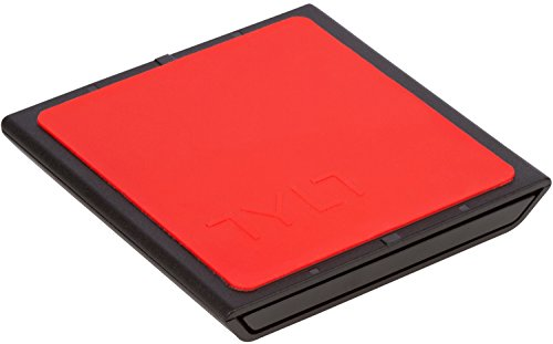 TYLT TYLT-058252 Ladung Universal - VÜ-Solo Wireless Charger - QI Compatible - Rot