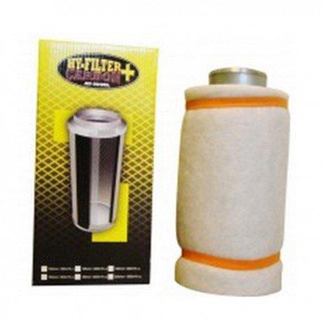 filtre à charbon actifs Hy-Filter V2 Carbon 400 m3/h flange 125 mm