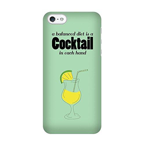 iPhone 4/4S Coque photo - régime de cocktail