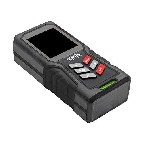 Tripp Lite Laser-Entfernungsmesser, Messwerkzeug, 50 m, -1 mm Genauigkeit (T030-50 M)