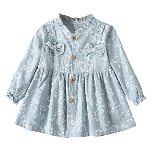 ädchen(12M-5T) Prinzessin Cosplay Kostüme Fancy Schmetterling Kleid ()