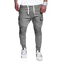 MT Styles Biker Jogg-Jeans Chino Hose RJ-2276