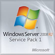 Dell Windows Svr Std 2008 R2 w/SP1 x64 English 1pk DSP OEI DVD 1-4CPU 5 Clt (This OEM software is intended for system builders only)