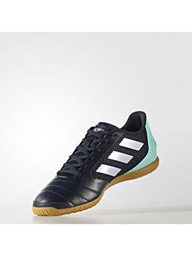 adidas Ace 17.4 Sala, Scarpe da Calcio Uomo Blu (Tinley/Ftwbla/Aquene)