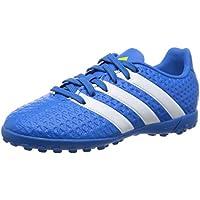 online retailer d8970 81d12 adidas Ace 16.4 TF J, Botas de fútbol Unisex para Niños