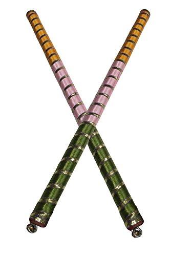 dandiya-madera-palillos-par-de-2-con-el-color-verde-rosa-naranja-cordon-del-reflejo-de-navratri-ocas