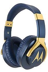 Motorola Pulse 3 Max Headphones (Blue)