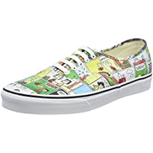 vans peanuts authentic adulto