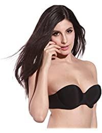 Boolavard ® TM perfekte Braut-Engels-Flügel Seamless Bra trägerlosen BH Invisible Bra