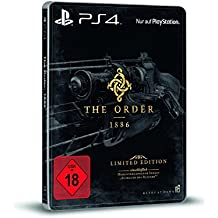 "The Order: 1886 (uncut) Limited Steelbook Edition ""Ausdauer des Ritters"" (exkl. bei Amazon.de)"