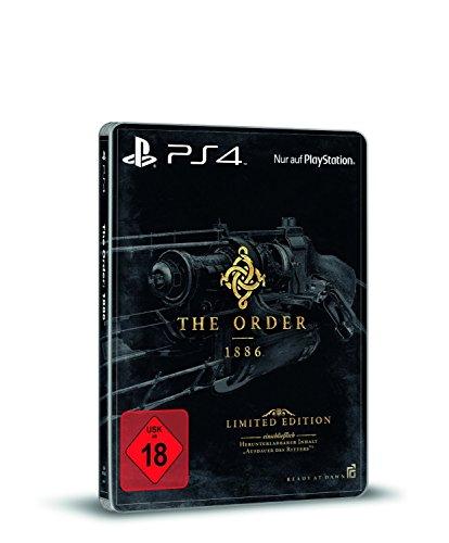 The Order: 1886 (uncut) Limited Steelbook Edition 'Ausdauer des Ritters' (exkl. bei Amazon.de) - [Edizione: Germania]