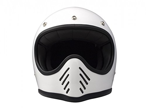 DMD 1ffs40000wh04Casco Moto, Blanco, L