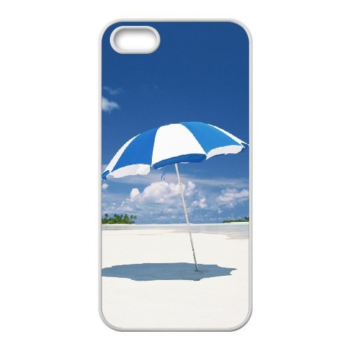 LP-LG Phone Case Of Island Beach For iPhone 5,5S [Pattern-6] Pattern-6