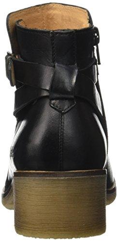Kickers Mila, Bottes Classiques Femme Noir