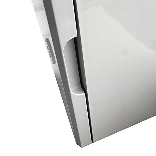 Schaltschrank 20 x 30 x 13 cm verzinkt ABS Kunststoff IP65 200 x 300 x 130 mm - 5