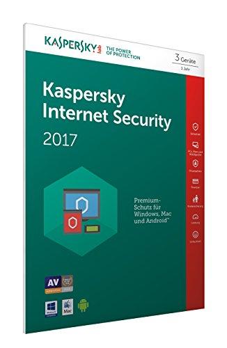 Kaspersky Internet Security 2017 3 Geräte