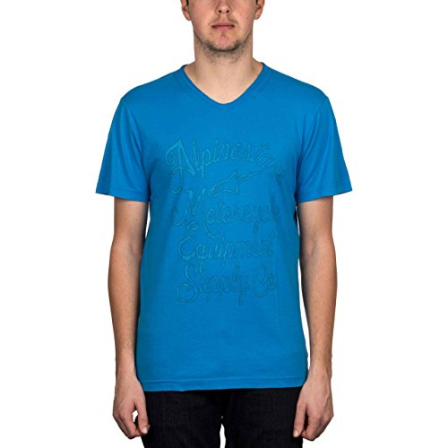 Tee Ratchet (Alpinestars Ratchet Tee Blue S)