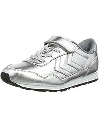 Hummel Reflex Metallic Jr Mädchen Sneakers