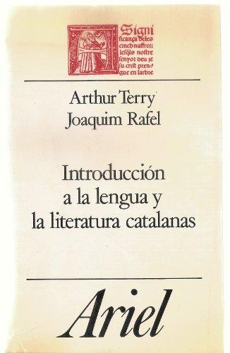 Introduccion a la lengua y la literatura catalanas (Letras e ideas. Instrumenta)