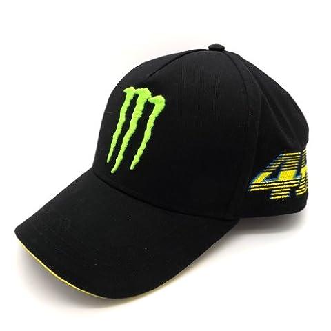 2014 Offizielle Valentino Rossi Monster Energy-Italien-Flagge VR46 GP Kappe