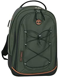 "Timberland Claremont 17 ""Mochila vertical Burnt Olive/Burnt Orange"