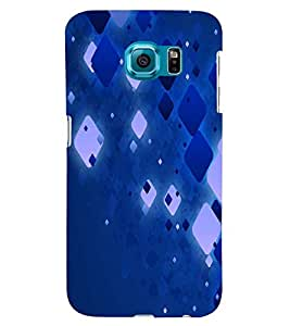 PRINTSWAG PATTERN Designer Back Cover Case for SAMSUNG GALAXY S6 EDGE