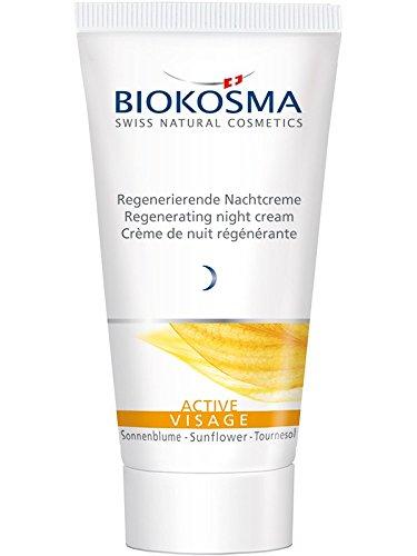 BIOKOSMA Active Intensive Night Repair Cream 50 ml - Night Repair Cream