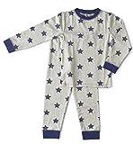 Schlafanzüge Pyjamaset Bio Baumwolle/Gr. 92 /18M- 2Y /Grey Melee Star