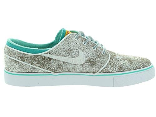 Nike Zoom Stefan Janoski Elite, Chaussures de Skate Homme Blanc