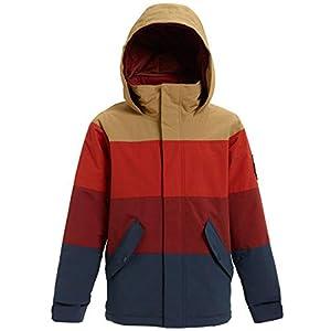 Burton Jungen Symbol Snowboard Jacke