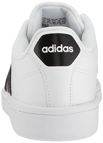 adidas Cloudfoam Advantage , Scarpe da Ginnastica Donna Ftwwht/Cblack/Ftwwht