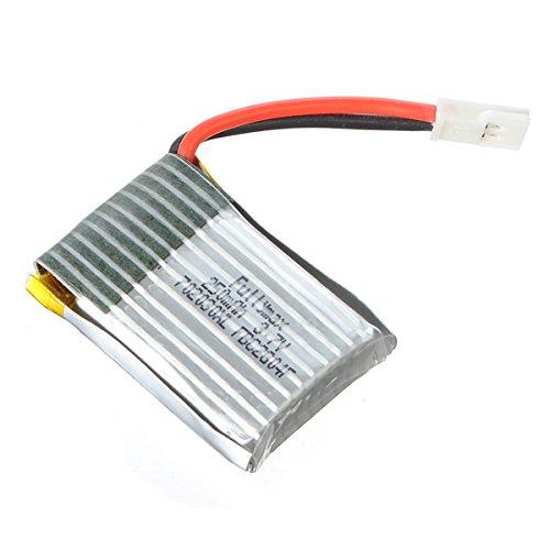 3x3.7V 240mAh Batterie fuer UDI U816 Hubsan X4 H107L H107C U816A V252 RC Quadrocopter