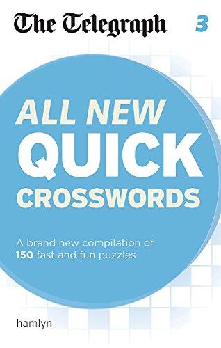 The Telegraph: All New Quick Crosswords 3 (The Telegraph Puzzle Books) por THE TELEGRAPH