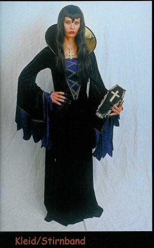 Königin der Nacht Kostüme 36-38 Halloween - Königin Der Nacht Kostüm