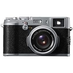 Fujifilm X100S Appareil photo numérique compact à objectif fixe 16,3 Mpix Argent