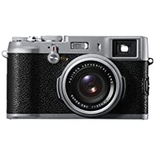 Fujifilm X100S Digitalkamera (16,3 Megapixel, Full-HD, 7,1 cm (2,8 Zoll) LCD CMOS Sensor, HDMI, USB 2.0) silber