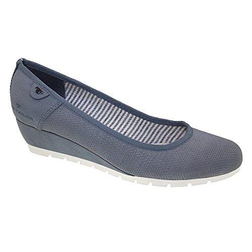 TOM TAILOR 2793601 Sommer Ballerina grau oder jeans Gr.37-42 Jeans