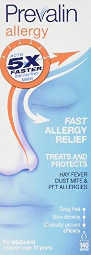 Prevalin Allergy Nasenspray für Erwachsene, bei Allergien, 20ml (140Anwendungen)