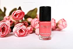 ORIFLAME mini nail polish pink crush