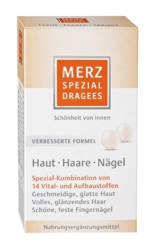 Merz Spezial Dragees Haut - Haare - N??gel 120 pcs by Merz Spezial