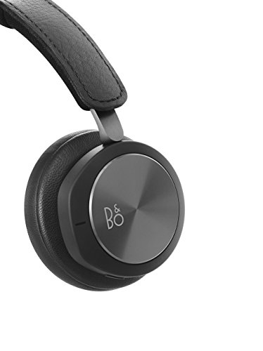 B&O PLAY by Bang & Olufsen 1645126 Beoplay H8i Wireless On-Ear Active Noise Cancelling Kopfhörer schwarz - 3