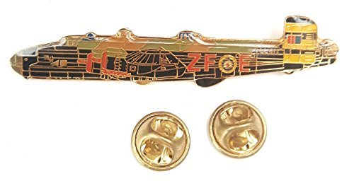 halifax-aeroplane-side-view-enamel-lapel-pin-badge-last-2-badges