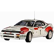 Hasegawa HA20291 1: 24 Toyota Celica Turbo 4WD 1992 Tour de Corse Toy