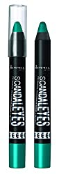 Rimmel London ScandalEyes Eye Shadow Stick - 3.25gm (009 blamed blue)