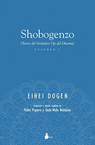 SHOBOGENZO (VOLUMEN 2) (2014) por EIHEI DOGEN