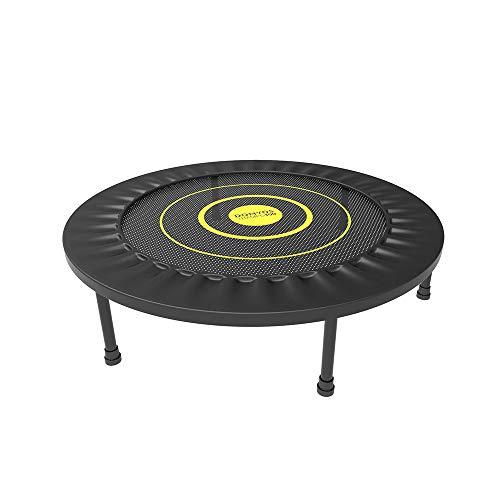 Trampolin zu Hause Gewichtsverlust Sprungkraft Bett sicher und langlebig Sprungkraft Praxis Erwachsene Indoor Fitness spezielle Abnehmen Trampolin