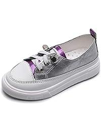 XL_etxiezi Zapatillas para niños Zapatos para niñas, Verde_33