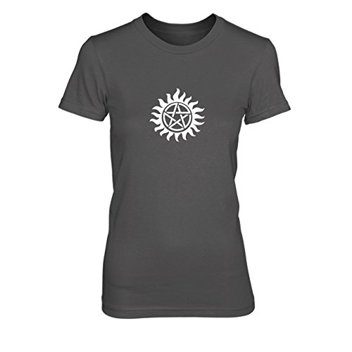 Winchester Bros. Logo - Damen T-Shirt Grau